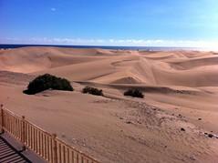 Gran Canaria - Mapaslomas Dunes' Sunset