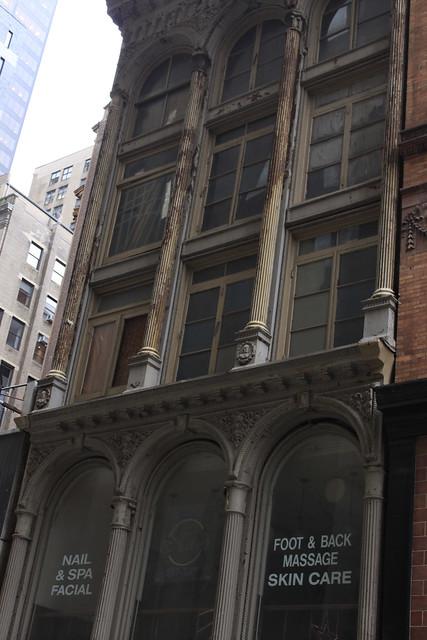 63 Nassau Street Building by Emilio Guerra