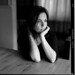 Lori McKenna Kitchen Table - BW