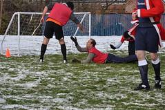 Good One Goalie!