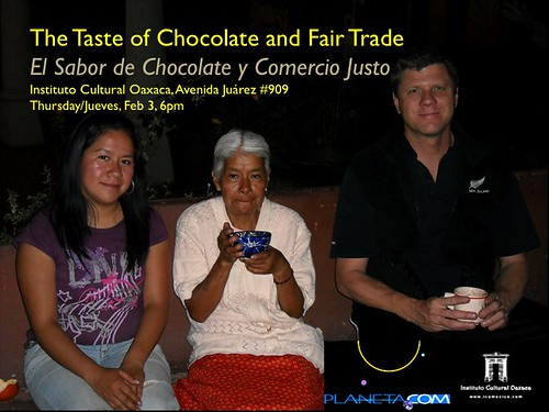 A Taste of Chocolate and Fair Trade