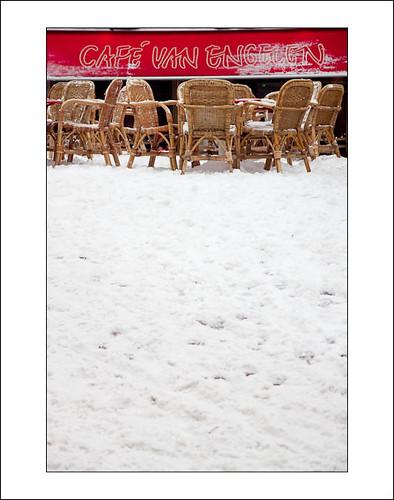 café van engelen in Leiden