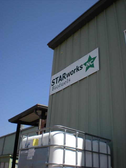 STARworks Biofuel