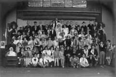 Womanless Wedding, Library (Reedsburg Public Library) Tags: men program reedsburg womanless