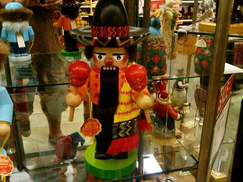 Sombrero nutcracker