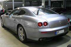 Ferrari 612 Scaglietti (2007) (Transaxle (alias Toprope)) Tags: berlin cars beauty car vintage design amazing classiccar vintagecar automobile power automotive ferrari voiture historic antiguos exotic coche soul classics oldtimer motor autos macchina classiccars automobiles coches taillights styling sportscar vintagecars 2007 toprope 612 granturismo epoca pininfarina v12 scaglietti meilenwerk berlinetta youngtimer historiccar dreamcars italiancars  dreamcar sportcars cochesantiguos autostoriche transaxle autorevue historiccars italianclassics meilenwerkberlin bellamacchina 6litre autoitaliane cochedeepoca italianblood wiebestrasse wiebestrasseberlin concourdelegance designpininfarina batistapininfarina 10553berlin