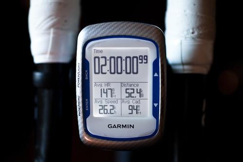 120min ave26.2 52.4km インナー7