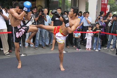 All Martial arts exhibition-1