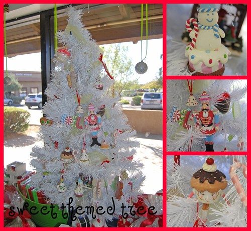 Simply Sweets' Sweet Themed Christmas Tree