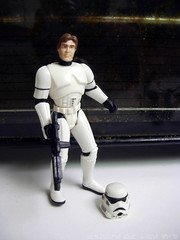 Han Solo (Stormtrooper Disguise)
