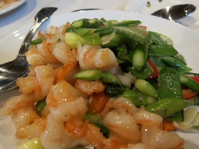 peter chang's - crystal shrimp