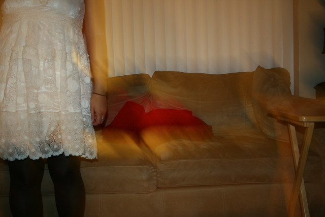 my dress, photo by raine