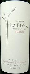 La Flor Blend 2009