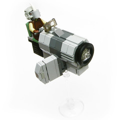 Speed camera (spacie 11) Tags: lens grey lego gray speedcamera camcorder speeder speederbike opticaldrive foitsop