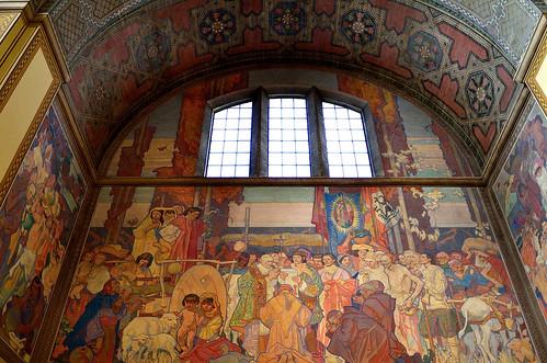 Murals Rotunda Room