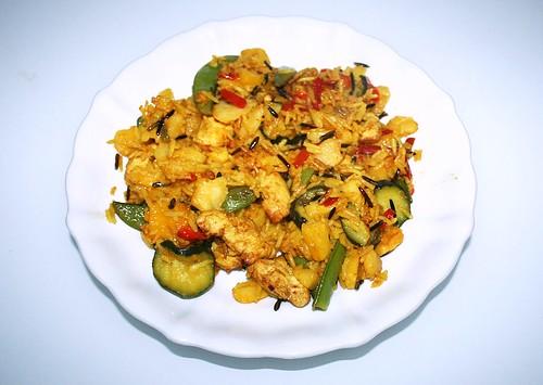 06 - Frosta Hähnchen Curry - fertiges Gericht
