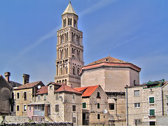 """Church Tower • <a style=""""font-size:0.8em;"""" href=""""http://www.flickr.com/photos/45090765@N05/5305669741/"""" target=""""_blank"""">View on Flickr</a>"""