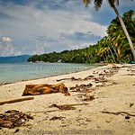 Babu Santa Beach in Talikud Island, Samal by Habal-habal