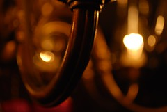 349/365 - Chandelier ( Stormchild) Tags: abstract bokeh chandelier 365 manualfocus project365 sooc