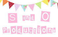 S and O Productions Blog Badge