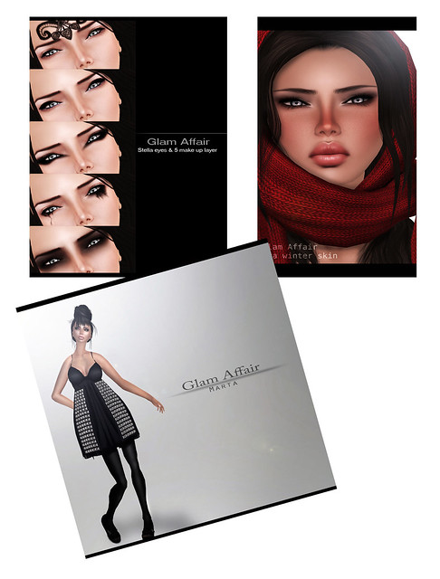 -Glam Affair - TDR best sellers.