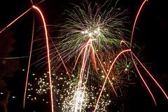 Hello, 2011. (ninatakespictures) Tags: colors norway night norge fireworks newyearseve happynewyear nyttrsaften nyttr raketter 2011 ninatakespictures
