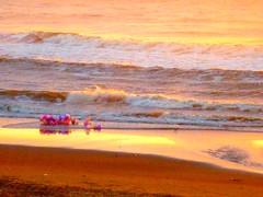 "The first beautiful sunrise of 2011 (peggyhr) Tags: ocean pink blue friends light brazil sunlight white beach sunrise reflections balloons sand waves niceshot salmon harmony showroom mauve soe goldenhour happynewyear crepuscolo 2011 finegold 25faves naturesgallery 14karatgold peggyhr flickrbronzeaward sunbestsunphotos heartawards 1on1sunrisesunsetsphotooftheweek thebestshot ♡beautifulshot♡ vanagram vanagrammofontheoldgramophone 100commentgroup winnerofoneofthebestonflickr doubledragonawards lostrotamundo photographerparadise artofimages tophonorofphotographerparadise crepuscolosunsetssunrisesnights ""flickraward rainforestink pegasusaward flickrsgottalent bestpeopleschoice mygearandme1 shieldofexcellencelevel1 naturespotofgoldlevel1 themarinebubbleawardp4a2 shieldofexcellencelevel2 level1photographyforrecreation reveillon2011 level2photographyforrecreationsilver blinkagainforinterestingimages level3photographyforrecreationgold 1on1sunrisesunsetsnevermorethan1inarowever p1200653bp 1on1sunrisesunsetsphotooftheweekjanuary2011"