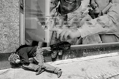 (Costas Lycavittos) Tags: blackwhite streetphotography athens nikkor 18mm monastiraki blackwhitephotos nikond300 costaslycavittos