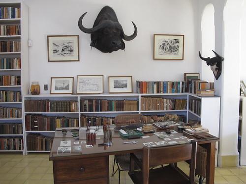 Hemingway's Finca la Vigía