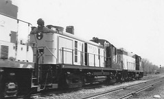 C&NW RS.#163 still in Freight service. (Chicago Rail Head) Tags: diesel 1966 historical freight commuters 163 alco rs1 finaldays cnw bygoneera olddieselengine riverforestillinois chicagos1strailroad chicagosrailroad historyinmylifetime