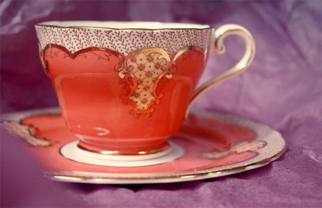 tea cup  b