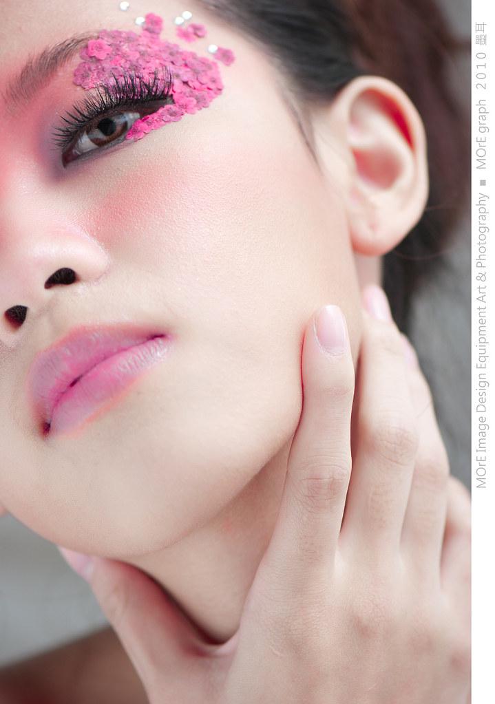彩妝 習作