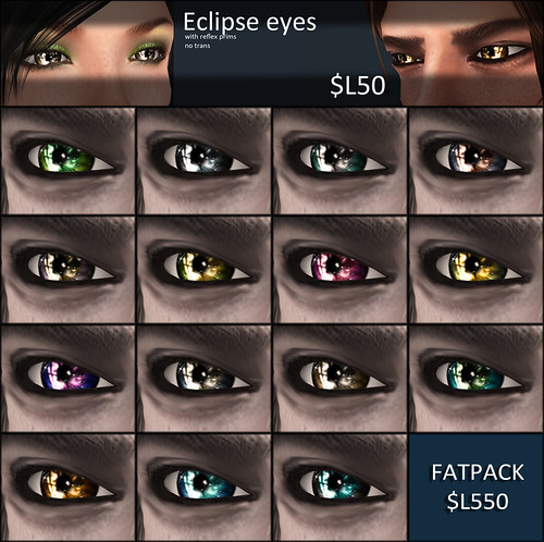 A:S:S - Eclipse eyes