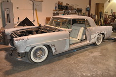 """1956 Lincoln Continental Mark II • <a style=""""font-size:0.8em;"""" href=""""http://www.flickr.com/photos/85572005@N00/5330895234/"""" target=""""_blank"""">View on Flickr</a>"""
