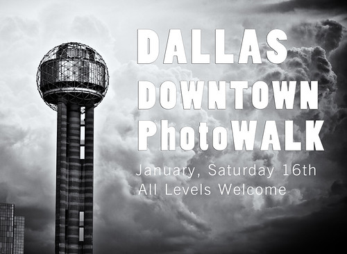 DALLAS DOWNTOWN PhotoWALK