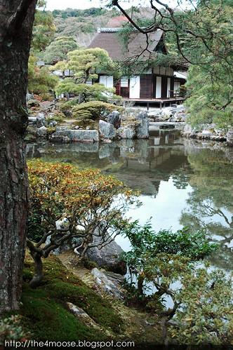 Ginkaku-ji 銀閣寺 - Togudo (Hall of Eastern Quest)