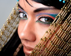 Cleopatra Queen of Egypt (VictoriaCosplay) Tags: eye dress head egypt makeup angelinajolie egyptian nefertiti cleopatra elizabethtaylor victoriacosplay wwwcosplaygirlwebscom monsterhigh cleodenile