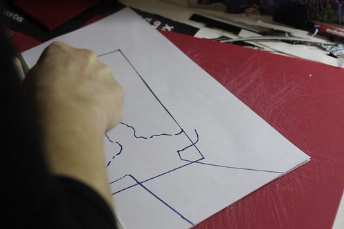 Σχεδιάζοντας το τετράδιο