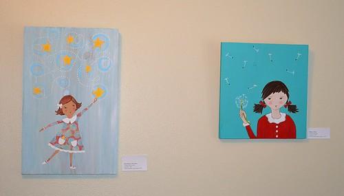 1st art show