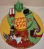 Wizard of Oz Cake 3