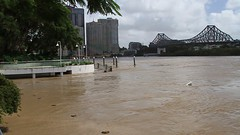 MVI_6304 (Jono Haysom) Tags: river flooding flood brisbane queensland cbd floods 2011 jonoh qldfloods