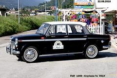 FIAT  1200 (marvin 345) Tags: auto old italy classic cars car vintage italia fiat voiture historic oldtimer trentino vecchio epoca storico vecchia fiat1200 vecchie valdisole storiche croviana
