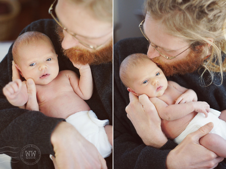 Baby Iris Leah {Newborn}