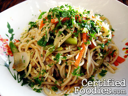 Oh My Gulay, Baguio - Pasta Primadonna - CertifiedFoodies.com