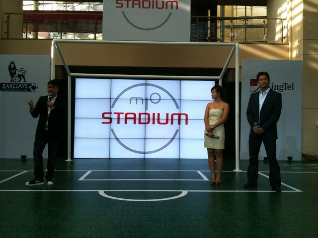 MIO STADIUM press launch