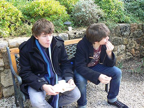 Paul et Clem chez CHibois.jpg