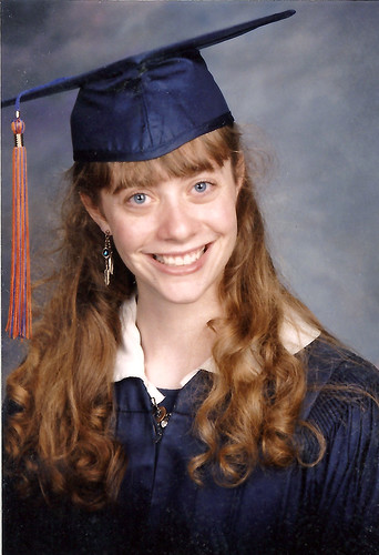 in Cap & Gown June 1998