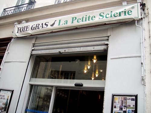 La Petite Scierie, Paris