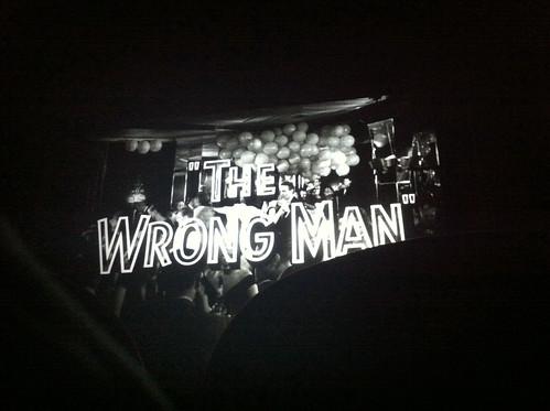 Wrong