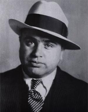 Al Capone by che1899